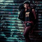Street Portrait with Hley by agu-photos