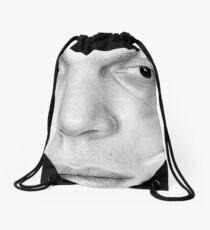 Evan Peters Drawstring Bag