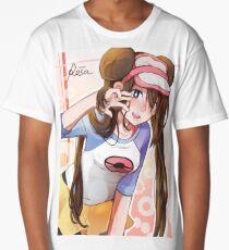 Trainer Rosa Long T-Shirt