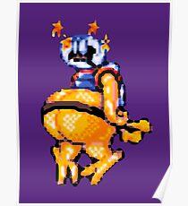 Earthworm Jim - Psycrow! Poster