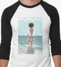walking in water T-Shirt