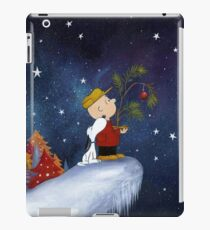 Snoopy And Charlie iPad Case/Skin