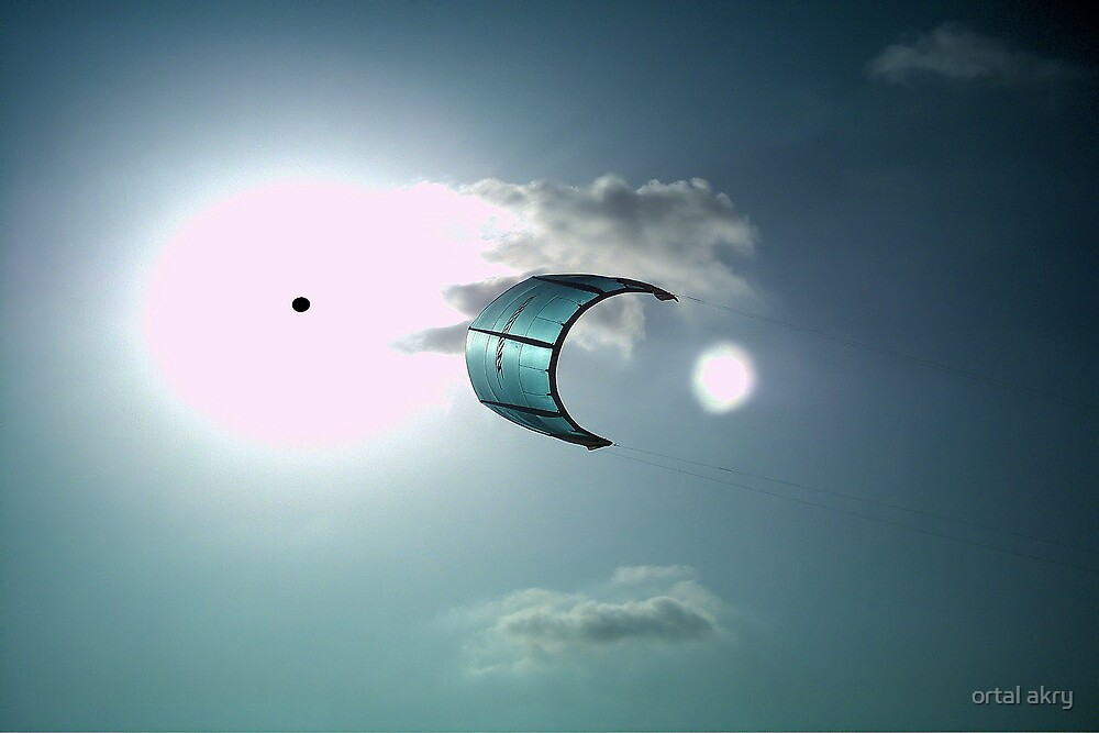 gliding on a sun- beam by ortal akry