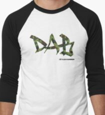 DAB camo Men's Baseball ¾ T-Shirt