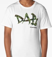 DAB camo Long T-Shirt