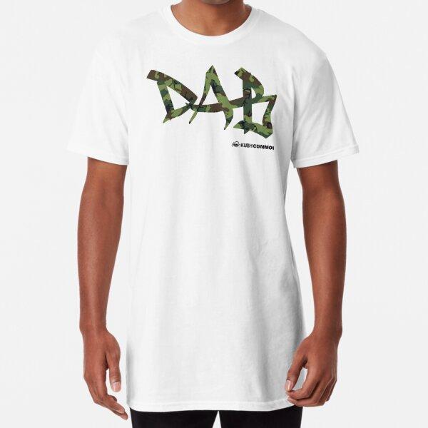 DAB camo Long T-Shirt