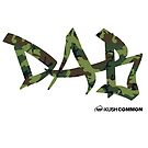 DAB camo by KUSH COMMON