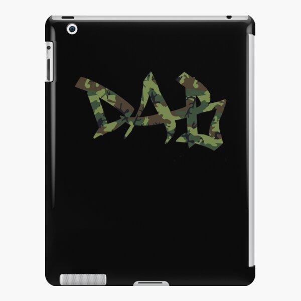 DAB camo iPad Snap Case