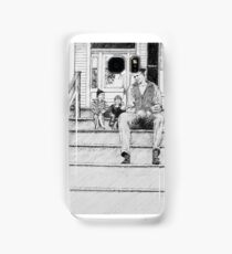 Dialogue 1945 Samsung Galaxy Case/Skin
