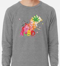 CBD Splash Lightweight Sweatshirt