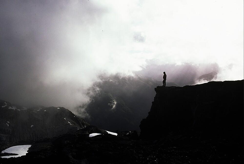 Near Cerro Tronador Chile by gondwana