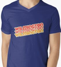 Wilmington, NC | Retro Stack T-Shirt
