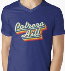 Potrero Hill | Retro Rainbow T-Shirt