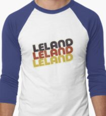 Leland, NC | Retro Stack T-Shirt