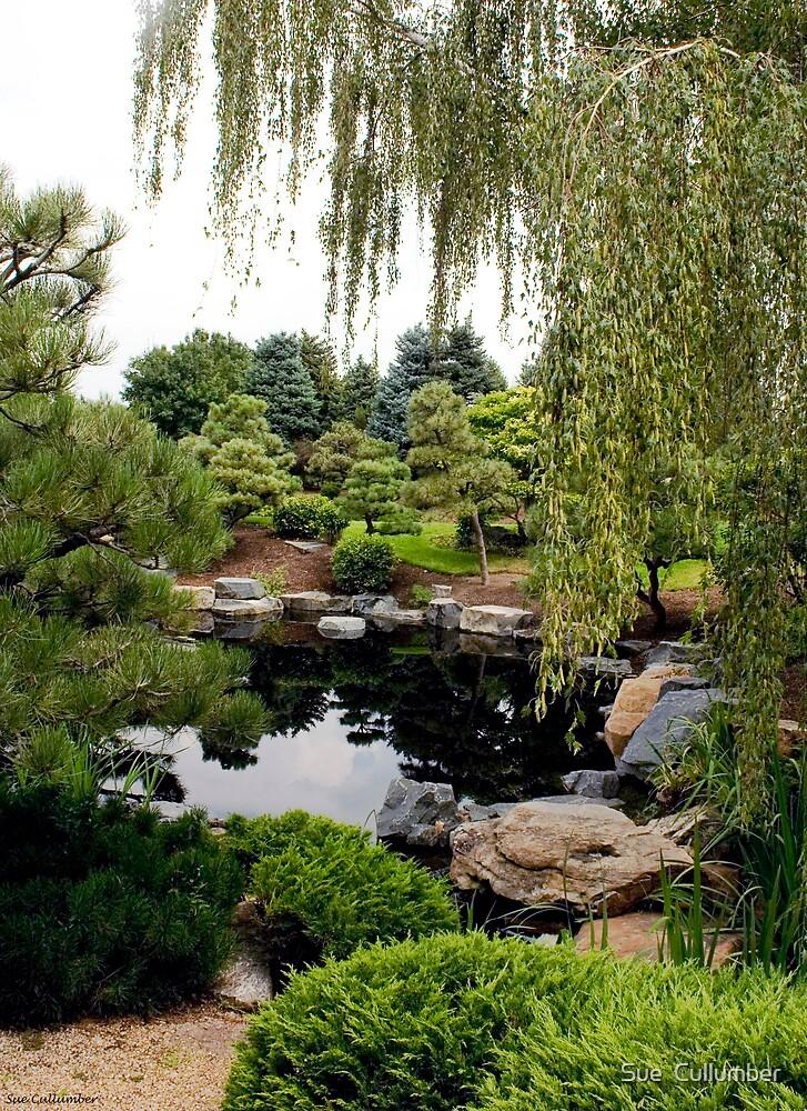 The Garden by Sue  Cullumber