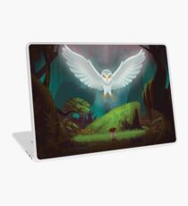 Owl Guardian Laptop Skin