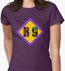 The Sign of BENIGN Conditions Women's Fitted T-Shirt