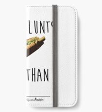 I Roll Blunts Bigger Than Your iPhone Wallet/Case/Skin