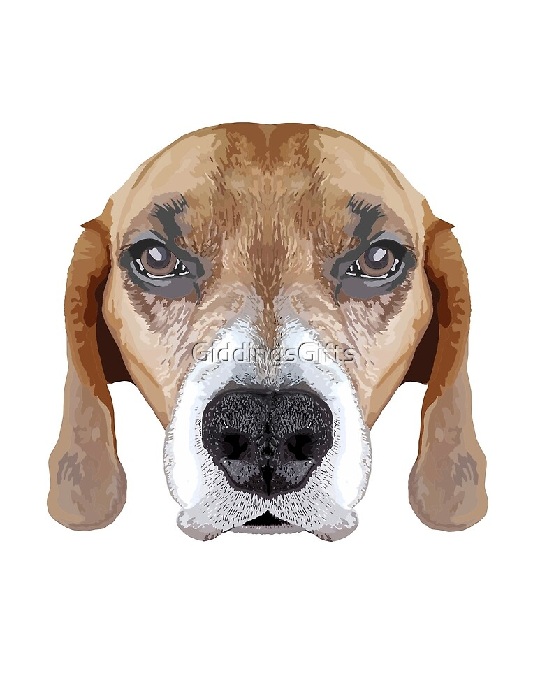 beagle by GiddingsGifts