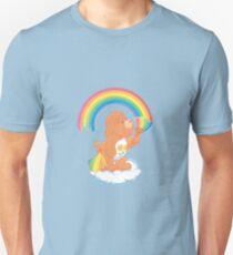 Care Bear with a Rainbow T-Shirt
