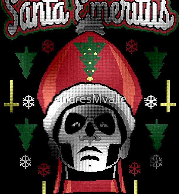 Santa Emeritus  by andresMvalle