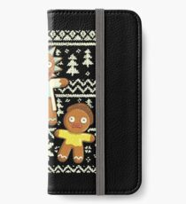 UGLY CHRISTMAS iPhone Wallet/Case/Skin