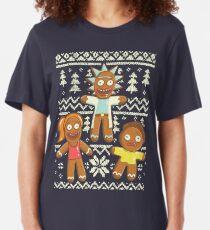 UGLY CHRISTMAS Slim Fit T-Shirt