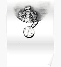 Astronaute Poster
