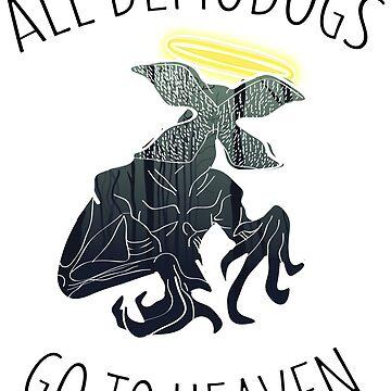 Demodogs by FrauNorberto