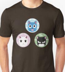 Chibi fairy cats Unisex T-Shirt