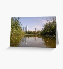 The Nature Big Town Greeting Card