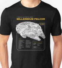 STAR WARS - Millennium Falcon T-Shirt