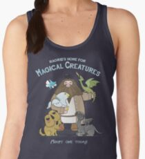 Hagrid's Home for Magical Creatures Women's Tank Top