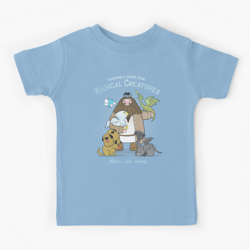 Hagrid's Home for Magical Creatures Kids T-Shirt