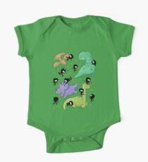 Ninjas vs Dinosaurs Kids Clothes