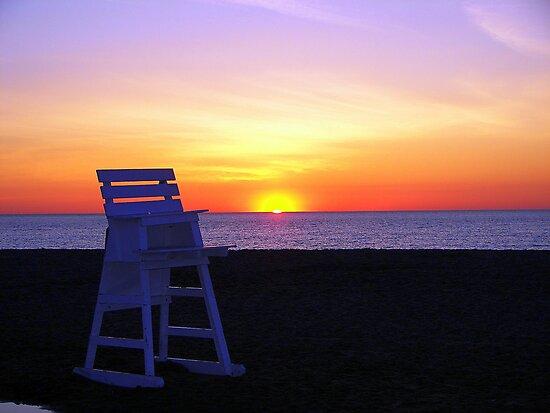 Daybreak At Rehoboth by Gayle Dolinger