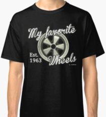 My favorite wheels fuchs Classic T-Shirt
