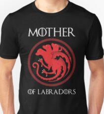 MOTHER OF LABRADORS Unisex T-Shirt
