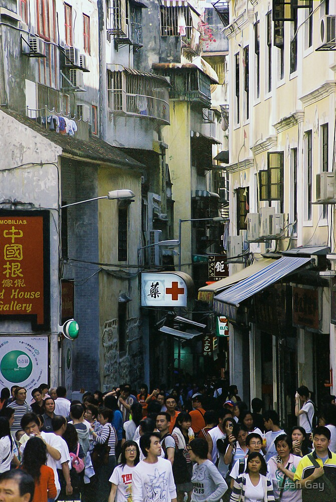 Macau by Leah Gay
