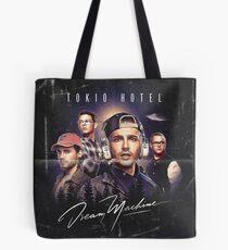 TOKIO HOTEL DREAM MACHINE ALBUM Tote Bag