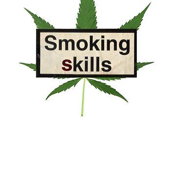 Smoking skills by Genoslaw