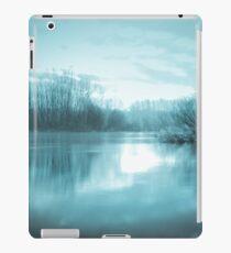 Blue Waterscape iPad Case/Skin