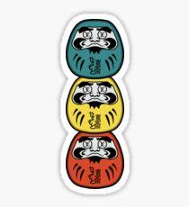 Louis Vuitton Daruma Sticker Pattern Sticker