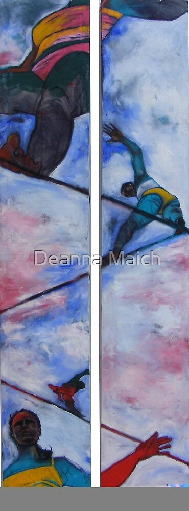 tight rope by Deanna Maich
