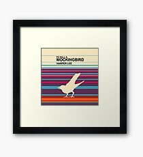 It's A Sin (To Kill A Mockingbird) Framed Print