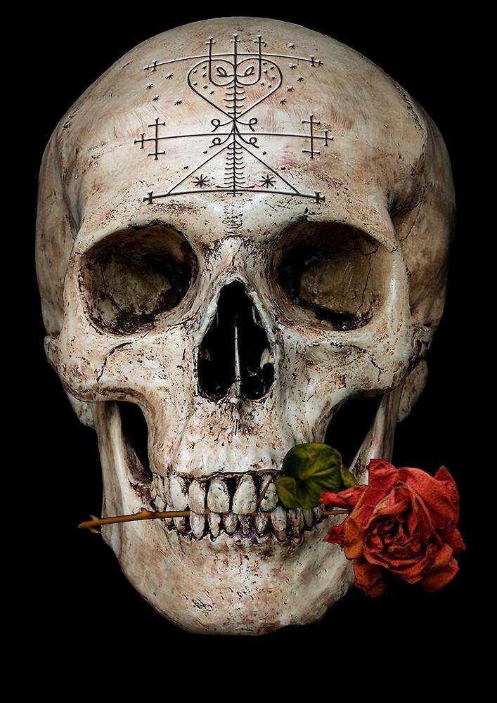Manman Brigitte' Skull by Alexandhros