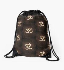 OM Drawstring Bag