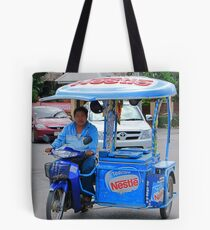 Sweets on the go Tote Bag