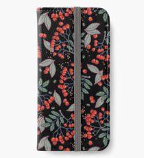 Magic rowan iPhone Wallet/Case/Skin