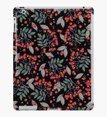 Magic rowan iPad Case/Skin